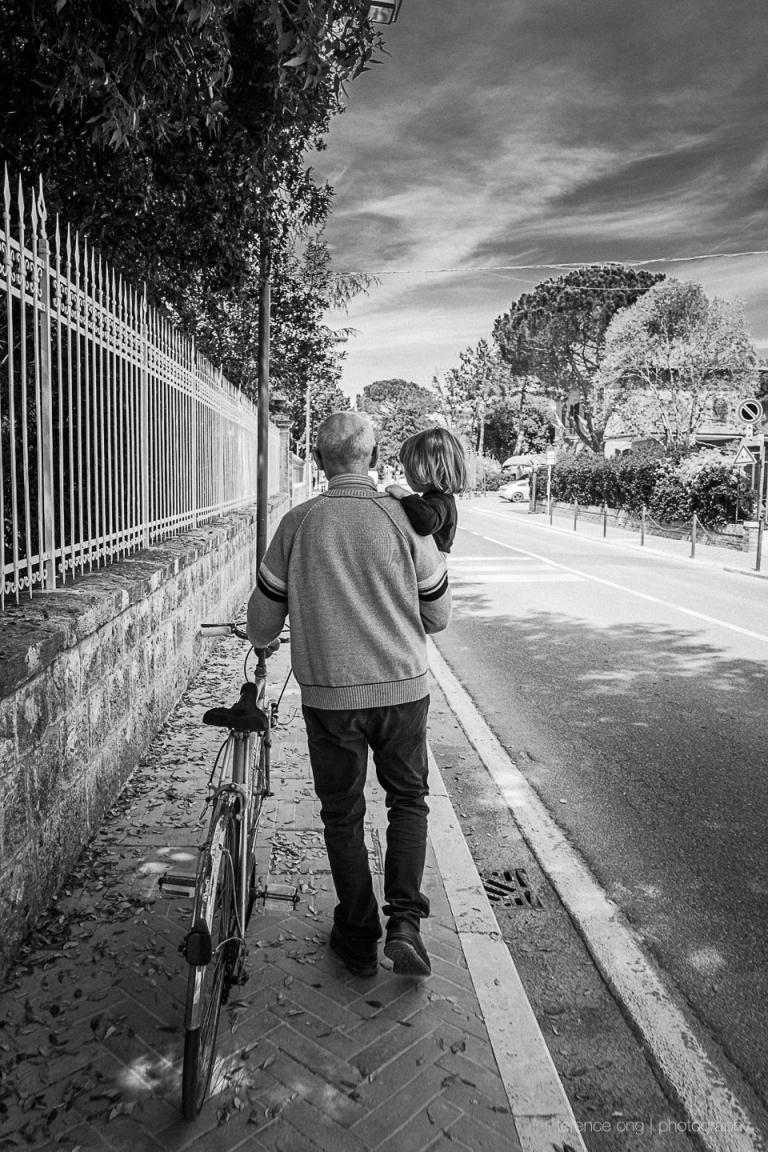 l'amore di un nonno