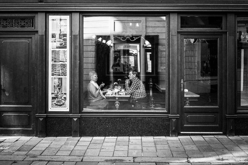 Konditorei Kormuth a cafe in Bratislava, Slovakia